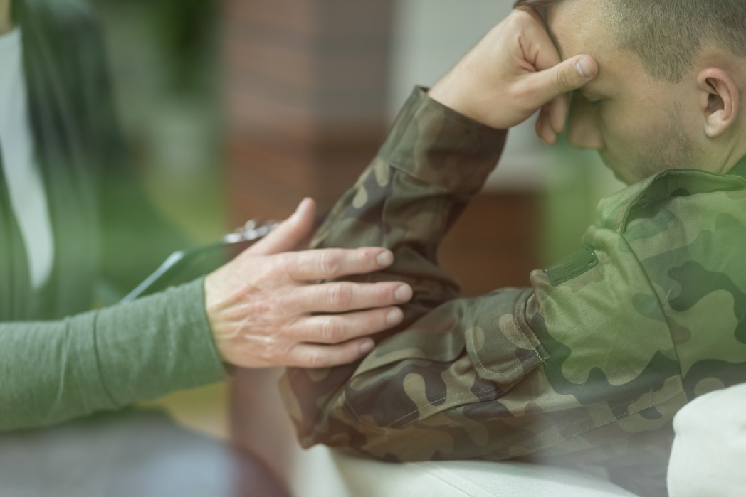 ALS and military veterans