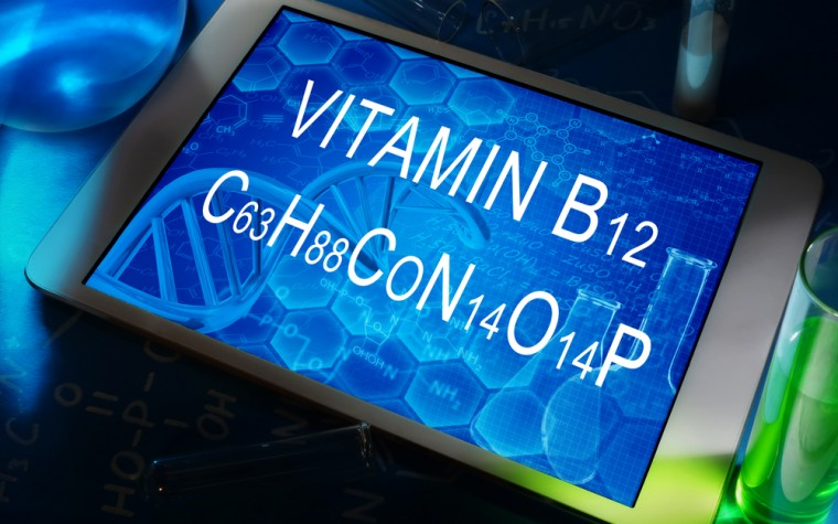 Vitamin B12 and ALS