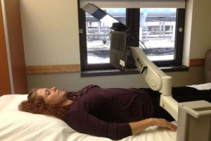 Mobile Laptop System Helps ALS Patients and Others with Limited Mobility Communicate by Eye Movement