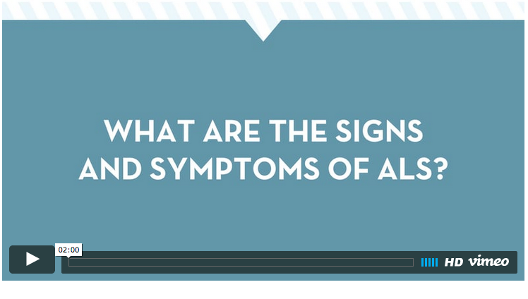 Explaining the Early Symptoms of ALS - ALS News Today