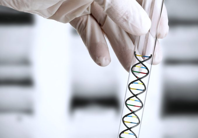gene therapy research for ALS