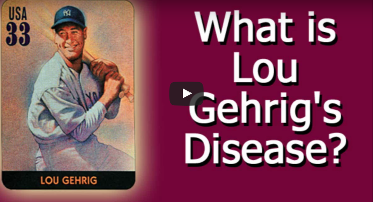 lou gehrigs disease cause