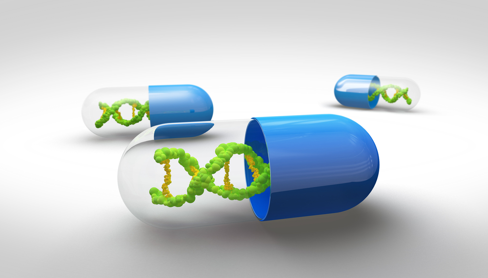 ALS and gene therapy