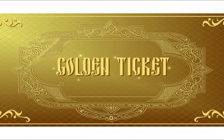 golden ticket award