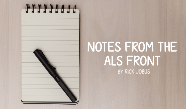 Notes from the ALS Front, home healthcare