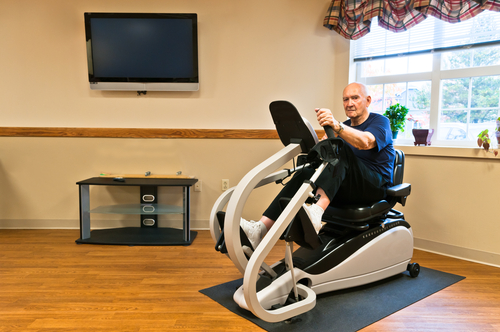 Recumbent Stepper Safe, Feasible Exercise for ALS Patients, Study Suggests