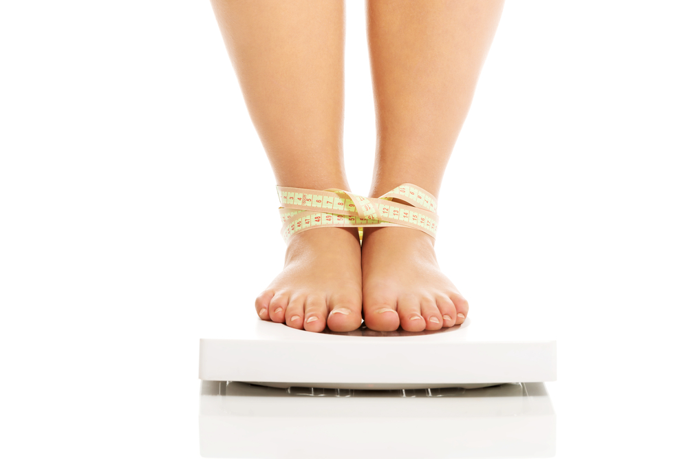 weight loss and ALS