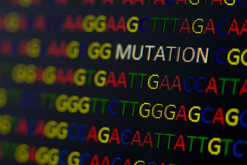 risk genes with sporadic ALS | ALS News Today | table showing genetic mutations