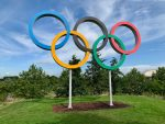 Olympic events for MND Association | ALS News Today | the Olympic circles