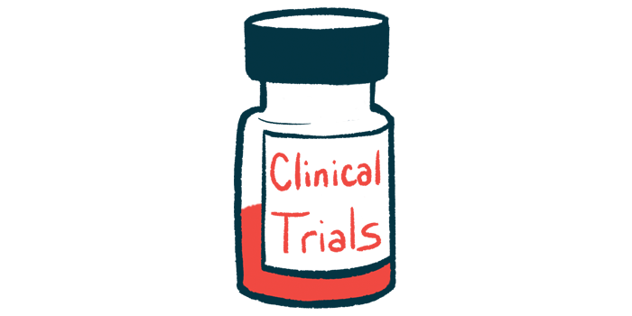 CNM-Au8 trial nearly complete   ALS News Today   clinical trial dosing illustration