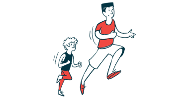 physical activity | ALS News Today | survival times | image of people running